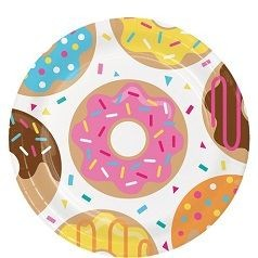 Anniversaire Donut