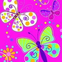 Thème Papillons