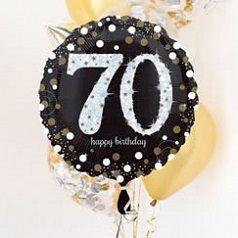 Anniversaire 70 ans