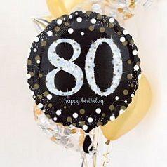 Anniversaire 80 ans