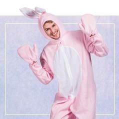 Déguisements Pyjama Lapin
