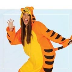 Déguisements Pyjama Tigre