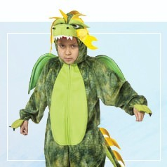 Déguisements Pyjama Dragon