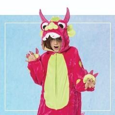Déguisements Pyjama Monstre