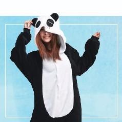 Déguisements Pyjama Panda