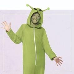 Déguisements Pyjama Extraterrestre