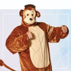 Déguisements Pyjama Singe