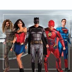 Déguisements Justice League