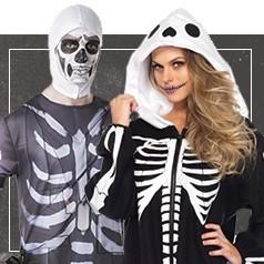 Déguisements de Squelette pour Adultes
