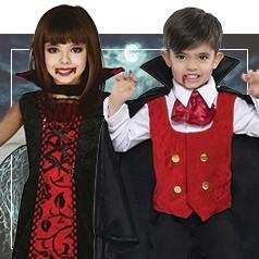 Déguisements de Vampire Enfant