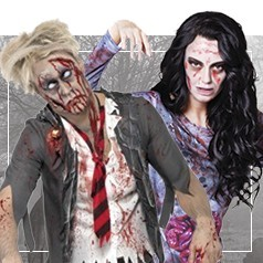 Déguisements de Zombie Adulte