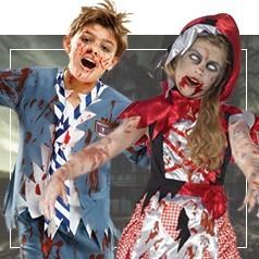 Déguisements de Zombies Enfant