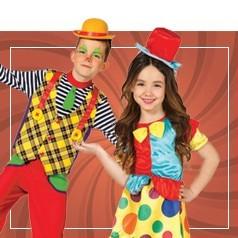 Déguisements de Clown Enfant