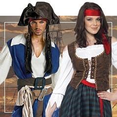 Déguisements de Pirate Adulte