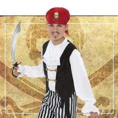 Déguisements de Pirate Garçon