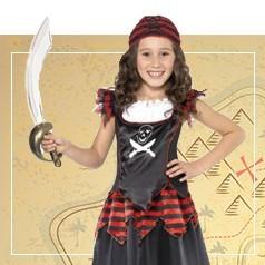 Déguisements de Pirate pour Fille