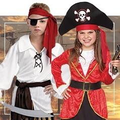 Déguisements de Pirate Enfant