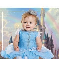 Déguisements de Princesse Bébé