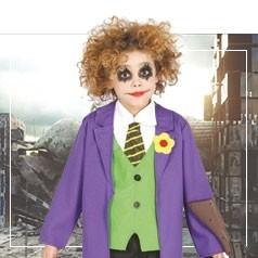 Déguisements de Joker Enfant