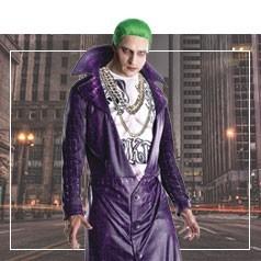 Déguisements de Joker pour Adulte