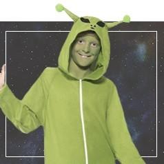 Déguisements Alien Enfant