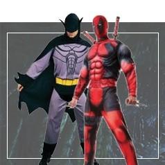 Déguisements de Super-Héros Homme
