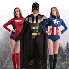 Déguisements de Super-Héros Adulte