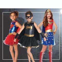 Déguisements de Super-Héros pour Fille