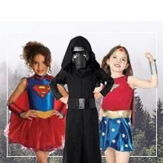 Déguisements de Super-Héros Enfant