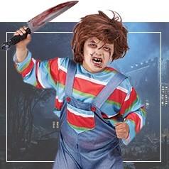 Déguisements de Chucky pour Enfant
