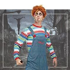 Déguisements de Chucky pour Adulte