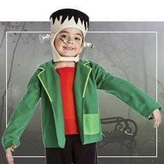 Déguisements de Frankenstein pour Enfant
