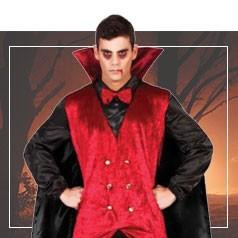 Déguisements de Dracula Adulte