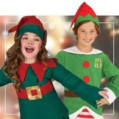 Déguisements de Noël Enfant