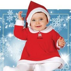 Déguisements de Noël Bébé
