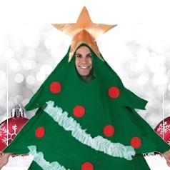 Déguisements Sapin de Noël pour Adultes