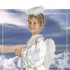 Déguisements d'Ange pour Enfants