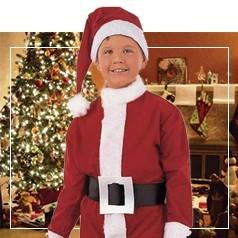 Déguisements de Père Noël pour Garçons