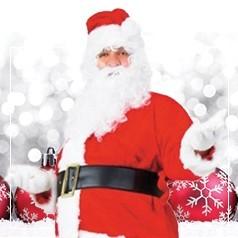 Déguisements de Père Noël Homme