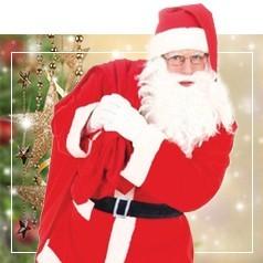 Déguisements de Père Noël pour Adultes