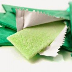 Chewing-gum Chlorophylle