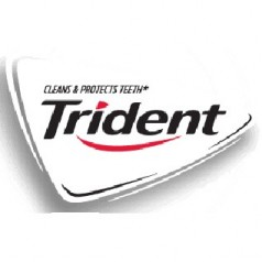 Chewing-gum Trident