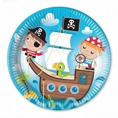 Grand Anniversaire Pirate Enfant