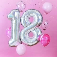 Ballons 18 ans