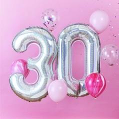 Ballons 30 ans