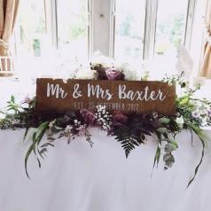 Pancartes Mariage