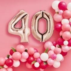 Ballons 40 Ans