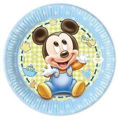 Anniversaire Mickey Baby