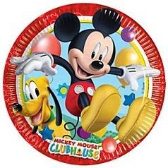 Anniversaire Mickey Club House