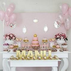 Sweet Table Pour Baptême